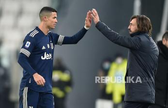 Ronaldo Absen Saat Juventus Bertamu ke Markas Atalanta