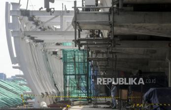 Proyek Jembatan Lubuk Batang Sumsel Telan Dana Rp 54,8 M