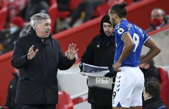 Ancelotti Berharap Everton Lolos ke Liga Champions