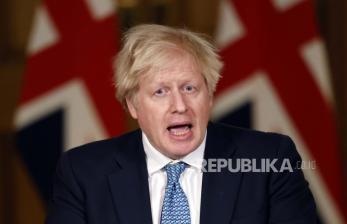 PM Inggris Ucapkan Selamat pada Joe Biden