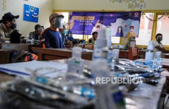 BNPB: Vaksin Efektif, Patuhi Protokol Kesehatan