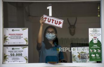 In Picture: Tempat Wisata dan Hiburan di Kota Bandung Ditutup 14 Hari