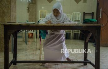 Peringatan IDAI, Sekolah Tatap Muka Berisiko Tinggi