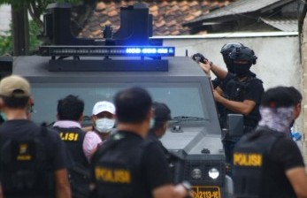 Polri Sebut Tersangka Teroris JAD Bogor Suplai Bahan Peledak