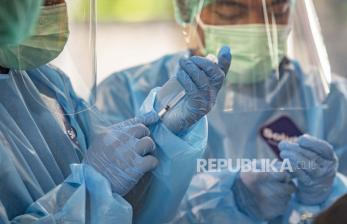 Guru Besar Jadi Prioritas Vaksinasi di ULM