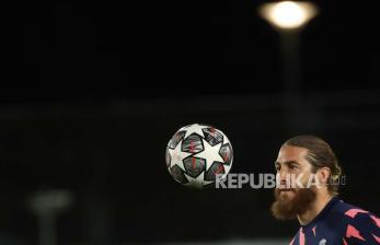 Mou Sarankan Ramos Lanjutkan Karier di Liga Primer Inggris