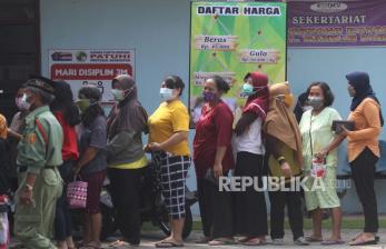 Pasar Murah Ramadhan di Malang Dibatalkan