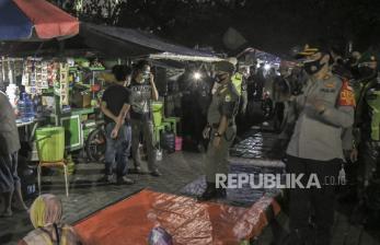 Tim Yustisi Denpasar Jaring 30 Pelanggar Prokes