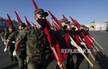 Rusia Gelar Latihan Militer dengan Tajikistan dan Uzbekistan