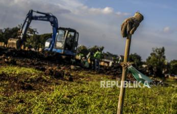 Penurunan Kematian Covid-19 di Indonesia Alami Tren Stagnan