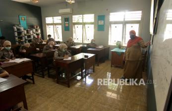 Belasan Sekolah di Selatan Garut Diizinkan Tatap Muka