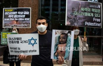 Qatar Desak Israel Setop Pembersihan Etnis Warga Palestina