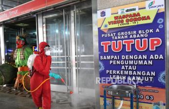 PSBB Diperpanjang, DKI Jakarta Masuki Masa Transisi