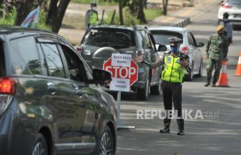 Mal di Palembang Beroperasi di Tengah PSBB Tahap II