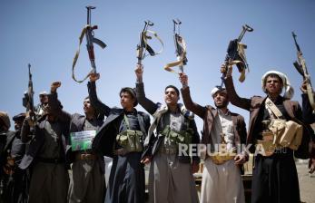 Koalisi Arab Hancurkan <em>Drone</em> Milik Milisi Houthi