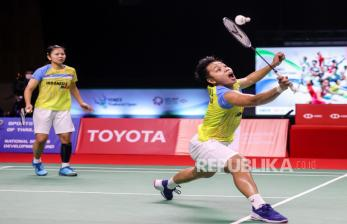 Greysia/Apriyani Wakil Pertama Indonesia ke Semifinal