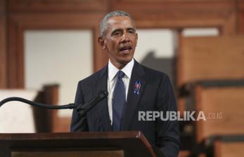 Obama Bantu NBA Africa Kembangkan Bola Basket