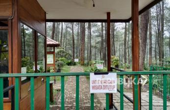 Objek Wisata di Zona Merah-Oranye Dilarang Buka