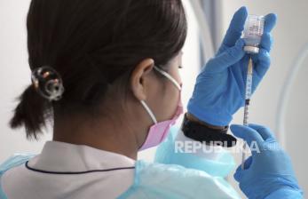 Dinkes Denpasar Mulai Salurkan Vaksin Moderna ke Fasyankes
