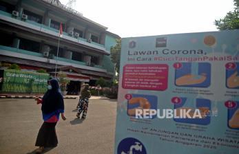 In Picture: Suasana Isolasi  di Graha Wisata TMII Jakarta