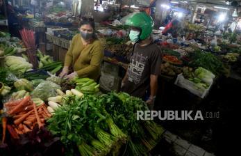 Jelang Ramadhan, Stok Pangan di Jakarta Aman