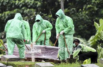 Jatim Sediakan Area Pemakaman Khusus Korban Covid-19