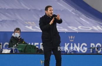 Lampard: Wajar Ekspektasi Publik Tinggi Terhadap Chelsea