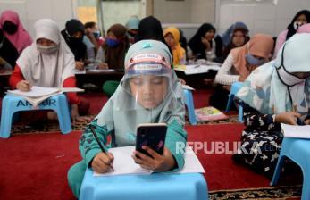 In Picture: Hotspot Gratis Untuk Bantu Siswa Belajar Daring