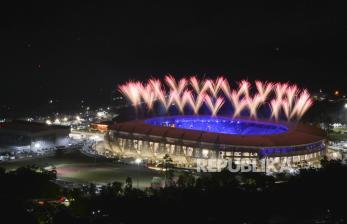 Wapres Sebut Tiga Poin Penting PON XX Papua 2021