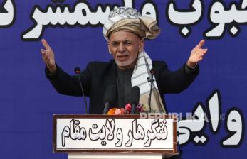 Afghanistan Hormati Keputusan AS untuk Tarik Pasukan