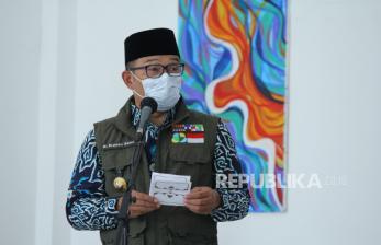 Ridwan Kamil akan Desainkan Masjid Islamic Center Surabaya