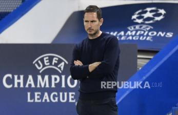 Lampard akan Bicarakan Eksekutor Penalti Chelsea