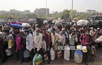 Indonesia Antisipasi Upaya Eksodus Warga India
