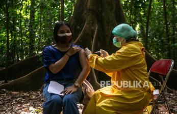 Vaksin Tekan Risiko Kematian dan Cegah Kondisi Parah Pasien