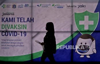 MRT Jakarta Gelar Vaksinasi Covid Gratis di Stasiun Blok A