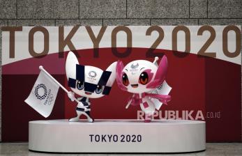 Panpel Olimpiade Tokyo Pangkas Jumlah Ofisial Luar Negeri