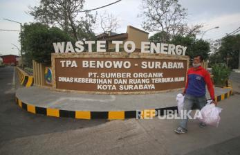 PLN Gunakan Listrik Dari PLTSa Benowo Surabaya