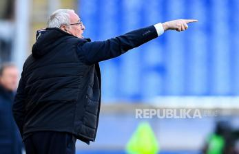 Sampdoria dihajar Atalanta, Ranieri: Hasil yang Adil