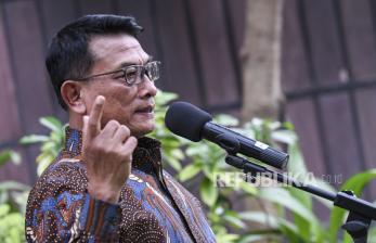 Moeldoko Laporkan Penyelesaian Konflik Agraria ke Jokowi
