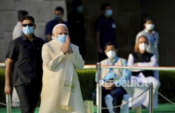 PM India Modi Ingin Kembangkan Vaksin Covid-19 Dalam Negeri