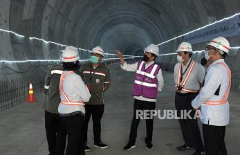 Proyek Kereta Cepat Gunakan Teknologi yang Sama dengan MRT