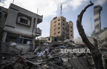 UNRWA Desak Israel untuk Buka Akses ke Gaza
