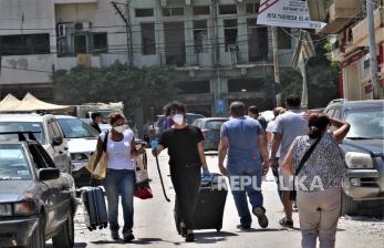 Kerugian Akibat Ledakan Beirut Capai 5 Miliar Dolar AS
