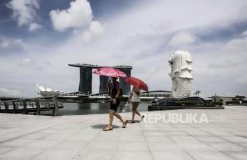 Singapura tak Terima Disebut KPK Sebagai Surga Para Koruptor
