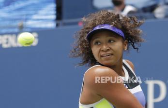 Naomi Osaka Masih Bermain di Wimbledon