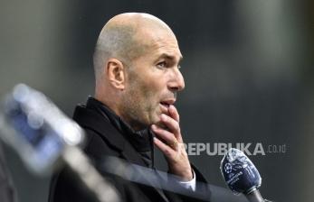 Zidane: Kami akan Selalu Alami Saat-Saat Sulit
