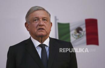 Terpapar Covid, Presiden Meksiko Berangsur Pulih