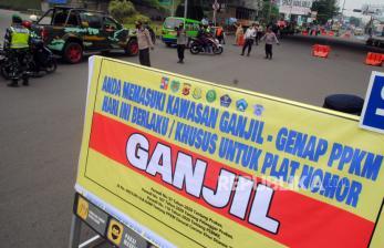 Kapolresta Bogor Akui Cukup Sulit Turunkan Mobilitas Warga