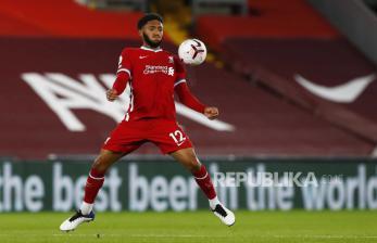Kembalinya Van Dijk dan Gomez Tingkatkan Semangat Liverpool