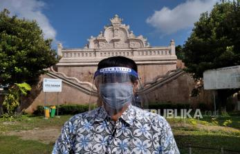 In Picture: Ujicoba Pembukaan Komplek Wisata Taman Sari